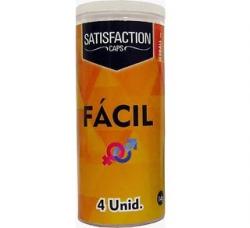 BOLINHAS EXCITANTE QUADRIBALL FÁCIL (ANESTESICO) COM 4 UNIDADES - SATISFACTION