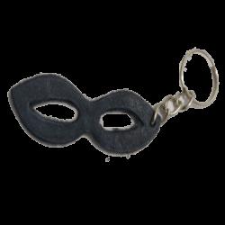 Chaveiro Máscara Tiazinha em Couro - Hot Brazil
